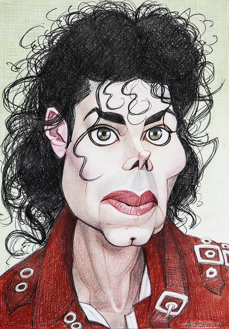 Michael Jackson by Morchoisne